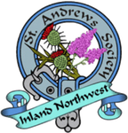 St. Andrew's Society's Badge Logo